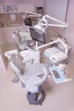 Escritório moderno da odontologia foto de stock