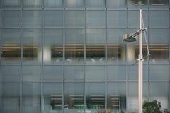 Escritório moderno no Tóquio Imagem de Stock Royalty Free