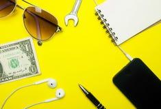 Escritório para negócios e espaço de trabalho modernos Imagens de Stock