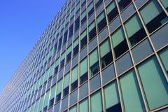 Escritórios modernos do edifício Imagem de Stock Royalty Free