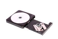 Escritor del DVD Imagenes de archivo