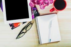 escritorio Foto de archivo