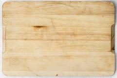 Escritorio de madera Fotos de archivo