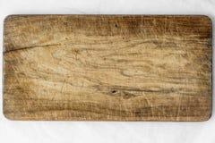 Escritorio de madera Fotografía de archivo