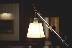 Escritorio Lamp Imagenes de archivo