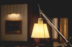 Escritorio Lamp Fotos de archivo