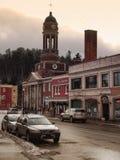 Escritório de Saranac o Condado de Lake Imagens de Stock