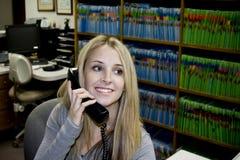 Escritório dental ou médico Fotografia de Stock Royalty Free