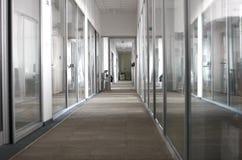 Escritórios da companhia interiores Imagem de Stock