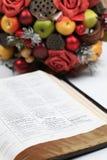 Escritura de la acción de gracias Imágenes de archivo libres de regalías