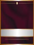 Escritura de la etiqueta exclusiva de la ilustración Imagenes de archivo