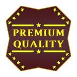 Escritura de la etiqueta superior de la calidad Fotos de archivo libres de regalías