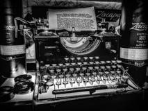 Escritura de palabras imagen de archivo libre de regalías