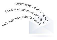 Escritura del leter
