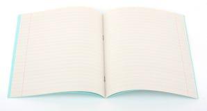 Escritura-libro Foto de archivo libre de regalías