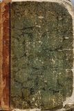 Escritura-libro antiguo Fotografía de archivo