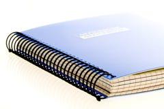 Escritura-libro de la oficina Imágenes de archivo libres de regalías