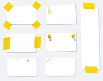 Escrituras de la etiqueta con el camino Fotos de archivo