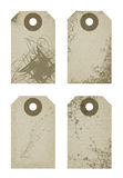 escrituras de la etiqueta del papel con los modelos Libre Illustration