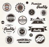 Escrituras de la etiqueta superiores de la calidad libre illustration