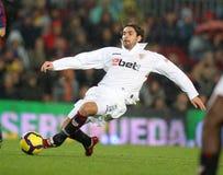 Escude of Sevilla FC Stock Image
