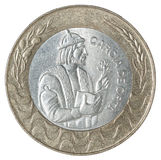 Escudo монетки португальский Стоковые Фотографии RF