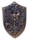 Escudo con el águila Fotografía de archivo