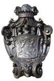 Escudo de armas Fotografía de archivo libre de regalías