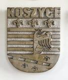 Escudo de armas. Imágenes de archivo libres de regalías