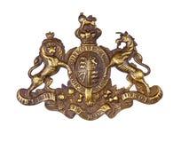 Escudo de armas de la cresta Imagenes de archivo
