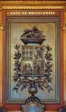 Escudo de la bolsa de acción Fotografía de archivo libre de regalías