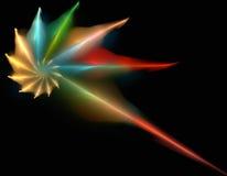 Escudo do arco-íris Imagem de Stock Royalty Free