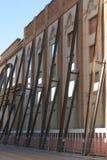 Escudo do edifício fotos de stock royalty free