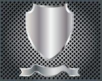 Escudo vacío Imágenes de archivo libres de regalías