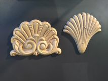 escudos Imagens de Stock Royalty Free