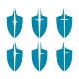 Escudos Imagenes de archivo