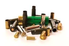 Escudos da bala Imagem de Stock Royalty Free