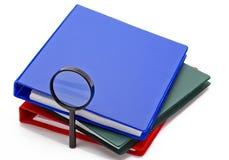 Escudriñamiento del aprendizaje Imagen de archivo libre de regalías