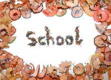 Escuela Imagen de archivo libre de regalías