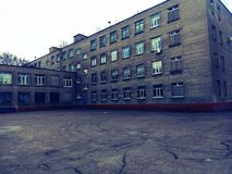 Escuela Fotografía de archivo
