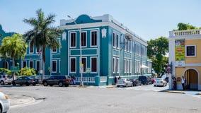 Escuela DE Artes Teatrales José Julià ¡ n Acosta in Puerto Rico stock fotografie