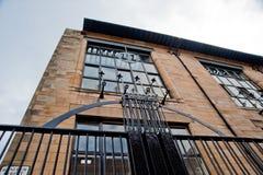 Escuela de Glasgow del arte fotos de archivo libres de regalías