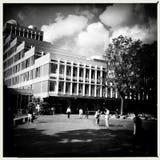 Escuela de Harvard de la ciencia Fotos de archivo