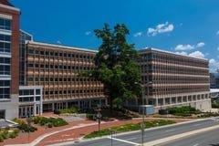 Escuela de la odontología en la colina de la UNC-capilla Fotografía de archivo libre de regalías