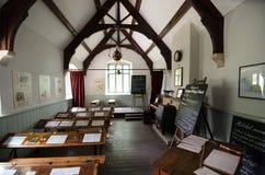 Escuela de Tyneham Fotos de archivo libres de regalías