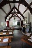 Escuela de Tyneham Imágenes de archivo libres de regalías