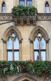 Escuela de Westminster - balcón de la yarda de Dean S Fotografía de archivo libre de regalías