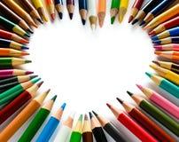 Escuela del amor - concepto; Arte del amor - concepto Fotografía de archivo libre de regalías