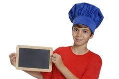 Escuela del cocinero. Fotografía de archivo libre de regalías