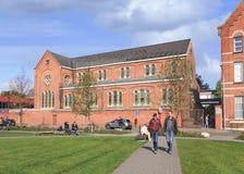 Escuela del vencedor del St en Turnhout, Bélgica Fotografía de archivo libre de regalías